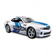 Автомодель Maisto (1:24) 2010 Chevrolet Camaro SS RS Police белый 31208 white