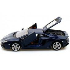 Автомодель Maisto (1:24) Lamborghini Aventador LP700-4 синий металлик 31210 met. blue