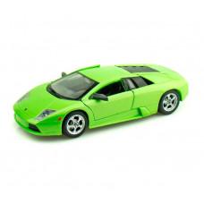 Автомодель Maisto (1:24) Lamborghini Murcielago зеленый металлик 31238 green