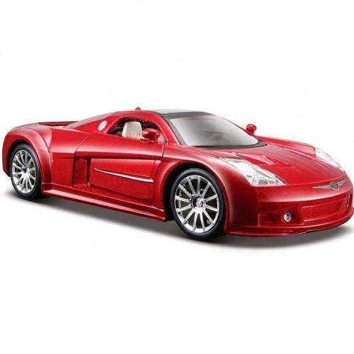 Автомодель Maisto (1:24) Chrysler ME Four Twelve Concept красный металлик 31250 met. red