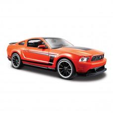 Автомодель Maisto (1:24) Ford Mustang Boss 302 оражевий 31269 orange