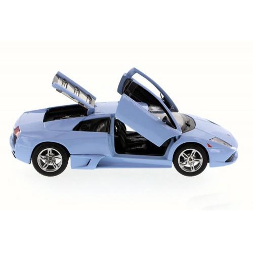 Автомодель Maisto (1:24) Lamborghini Murcielago LP640 голубой 31292 lt. blue