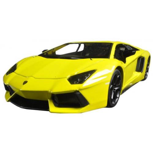 Автомодель Maisto (1:24) Lamborghini Aventador LP700-4 желтый - тюнинг 31362 yellow