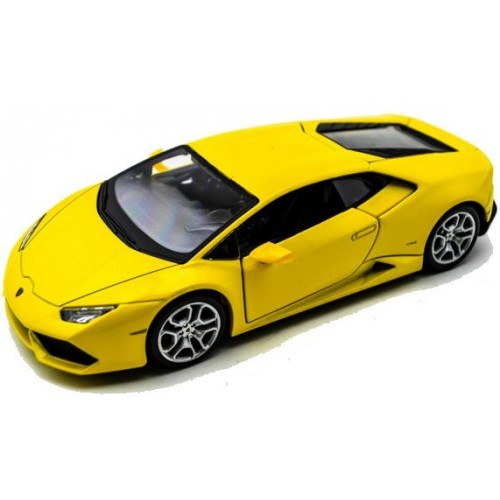 Автомодель Maisto (1:24) Lamborghini Huracan LP 610-4 желтый 31509 yellow
