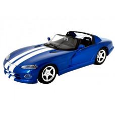Автомодель Maisto (1:24) '97 Dodge Viper RT / 10 синий 31932 blue