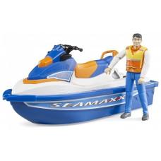 Водный транспорт с водителем 63150