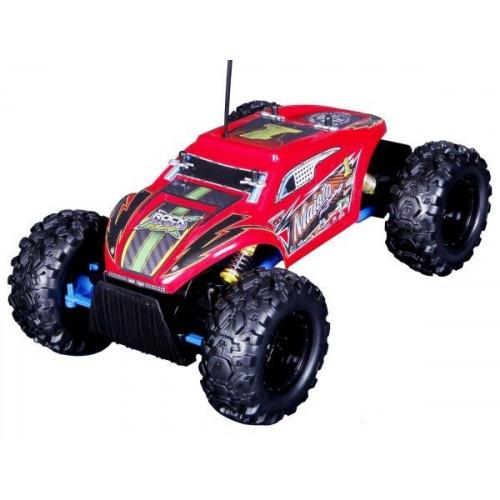 Автомодель Maisto на р / у Rock Crawler Extreme, червоний 81156 red