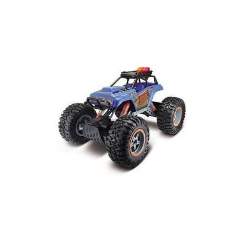 Автомодель Maisto на р / у Rock Crawler 3XL, 2.4 GHz , голубой 81157 blue