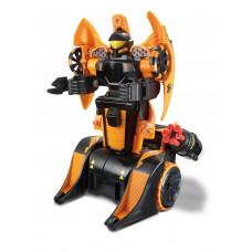 Автомодель - трансформер Maisto на р / у Twist and Shoot оранжевый 81177 orange