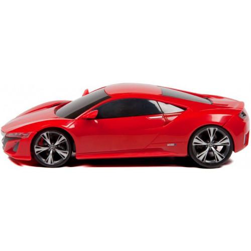 Игровая Автомодель Maisto 2013 Acura NSX Concept красный (свет. И звук. Еф.), М1: 24 2шт. бат. АА 81224 red