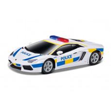 Игровая Автомодель Maisto Lamborghini Aventador LP 700-4 белый (свет. И звук. Еф.), М1: 24 2шт. ба 81235 white