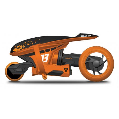 """Мотоцикл Maisto на р/у Cyklone 360 оранжевый (функция """"полицейский разворот"""", светодиоды)82066 orange"""