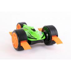 Автомодель на р/у Cyklone Amphibian чёрно-зелёный 82093 black/green
