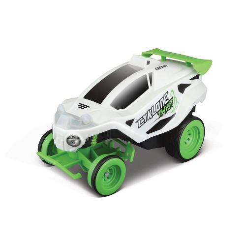 Автомодель Maisto на р / у RC Cyklone Twist белый 82094 white
