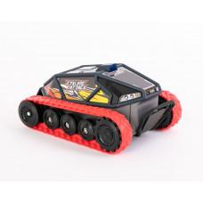 Автомодель на р/у Cyklone Amphibian чёрно-зелёный 82101 black/red
