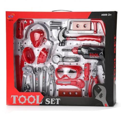 Игрушечные инструменты KEYI - набор инструментов, 28 шт KY1068-015