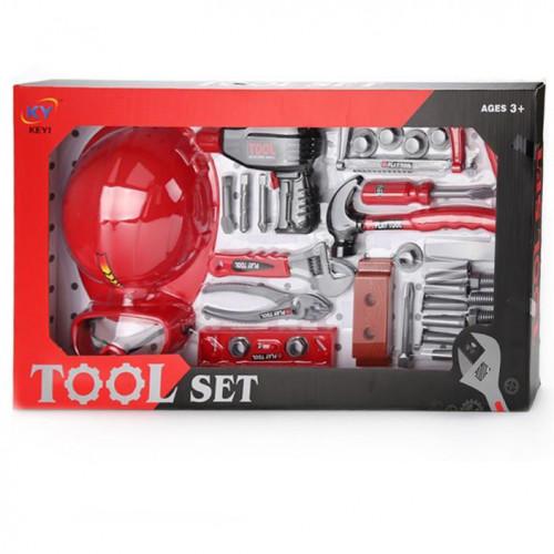 Игрушечные инструменты KEYI - набор инструментов, 34 шт KY1068-035