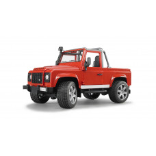 Джип BRUDER Land Rover Defender М1:16 02591