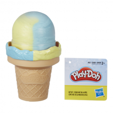 Hasbro PD Игровой набор масса для лепки Мороженое CONES  E5332/E5349