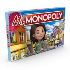 "Hasbro Monopoly настольная игра "" Мисис Монополия "" E8424"