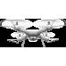 Квадрокоптер SYMA с 2,4 Ггц управлением, GPS и поворотной FPV-камерой  (37,5 cм)  X25PRO