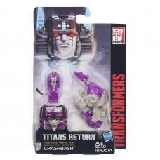 Transformers Дженерейшнс Войны Титанов: Мастера Титанов «Crashbash» B4700