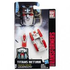 Transformers Дженерейшнс Войны Титанов: Мастера Титанов «Loudmouth» B4701