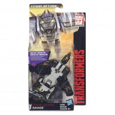 Transformers Мини-трансформер Дженерейшнс: Войны Титанов Ravage B7771/B7022