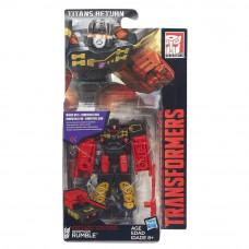 Transformers Мини-трансформер Дженерейшнс: Войны Титанов Rumble B7771/B7023