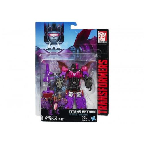 """Transformers Роботс-ин-Дисгайс Легион  Войны Титанов Делюкс """"Vorath & Mindwipe"""" (B7035/B7762)"""